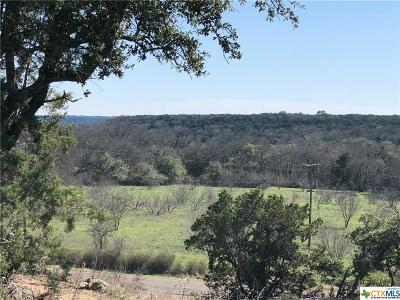 Belton Residential Lots & Land For Sale: Tbd Sparta Road