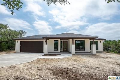 Comal County Single Family Home For Sale: 415 Stars And Stripes