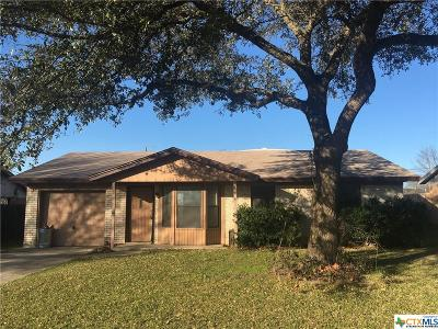 Harker Heights Single Family Home For Sale: 1114 Preswick