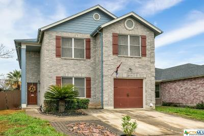 Single Family Home For Sale: 8915 Gathering Pass