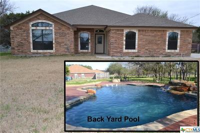 Kempner TX Single Family Home For Sale: $294,500