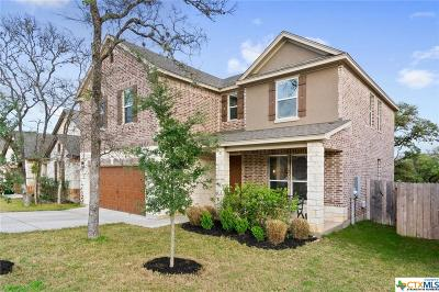 San Marcos Single Family Home For Sale: 714 Foxtail