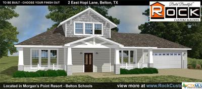 Bell County Single Family Home For Sale: 2 E Hopi Lane