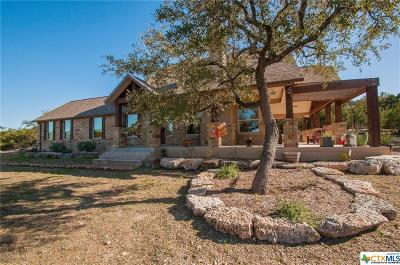Fischer TX Single Family Home For Sale: $365,500