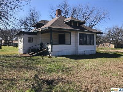 Moody TX Single Family Home For Sale: $70,000