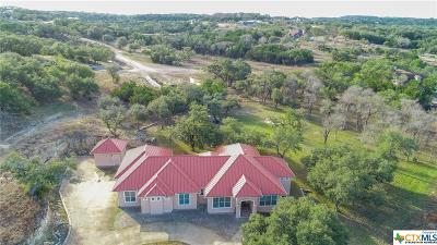 Comal County Single Family Home For Sale: 2221 Sierra Madre