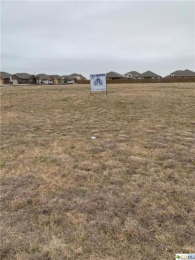 Killeen TX Residential Lots & Land For Sale: $300,000