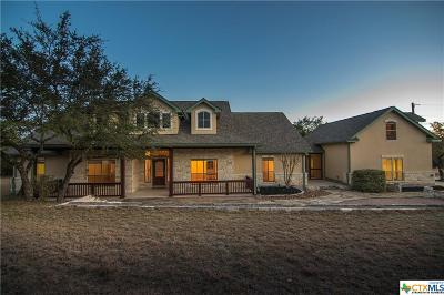 Comal County Single Family Home For Sale: 230 Ridge