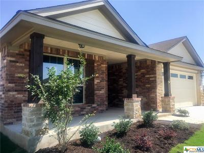 San Marcos Single Family Home For Sale: 109 Sage Meadows