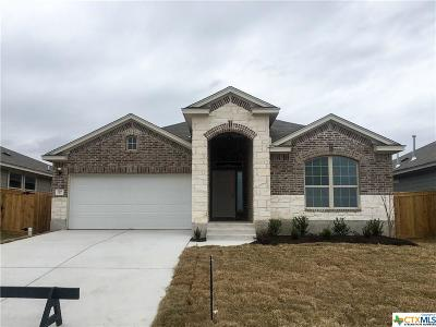 San Marcos Single Family Home For Sale: 128 Sage Meadows