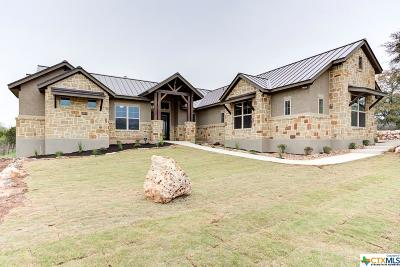 New Braunfels Single Family Home For Sale: 2340 Appellation