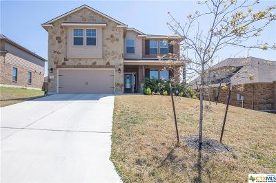 Harker Heights Single Family Home For Sale: 812 Terra Cotta