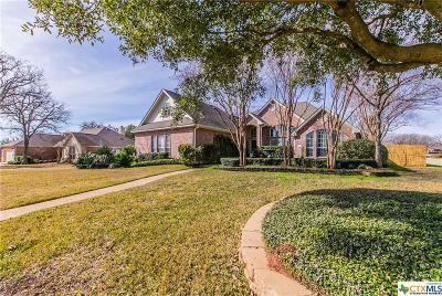 Bell County Single Family Home For Sale: 2509 Amber Forest Trail