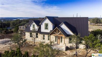 Canyon Lake Single Family Home For Sale: 210 Golden Eagle