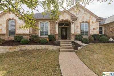 Belton Single Family Home For Sale: 625 Eagle Landing