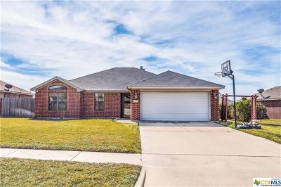 Killeen Single Family Home For Sale: 506 Ali Drive