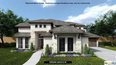 New Braunfels TX Single Family Home For Sale: $579,900