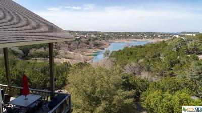 Canyon Lake Single Family Home For Sale: 729 Riviera