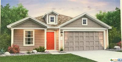 New Braunfels TX Single Family Home For Sale: $215,999