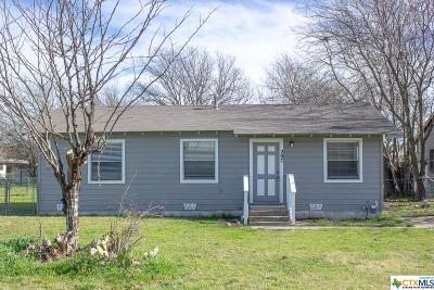 Copperas Cove Rental For Rent: 207 E. Reagan