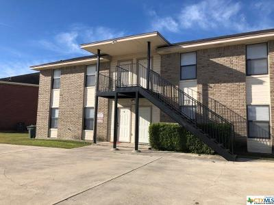 Killeen Multi Family Home For Sale: 1705 Benttree