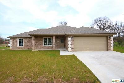 Belton Single Family Home For Sale: 37 Buckskin Loop