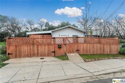 Single Family Home For Sale: 231 E Lubbock