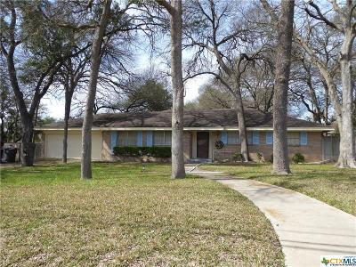 Temple Single Family Home For Sale: 3606 Meadow Oaks
