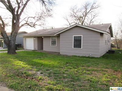 Copperas Cove Single Family Home For Sale: 711 N 19th