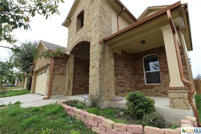 Killeen Condo/Townhouse For Sale: 3609 Parkmill