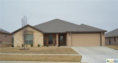 Killeen Single Family Home For Sale: 3607 Breeder