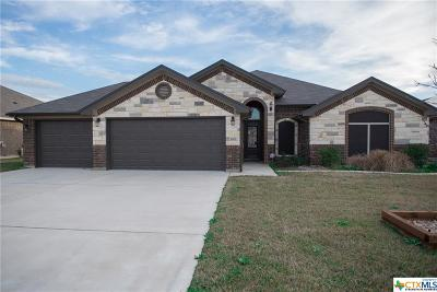 Harker Heights Single Family Home For Sale: 1202 Dark Wood