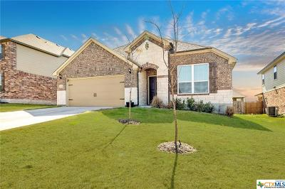 Harker Heights Single Family Home For Sale: 806 Vintage Way