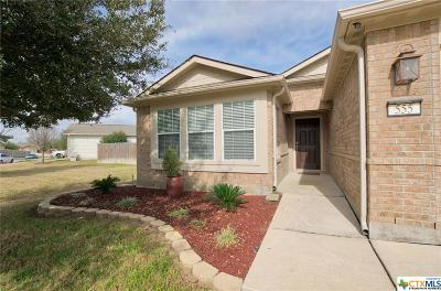 Schertz Single Family Home For Sale: 555 Planters Pass