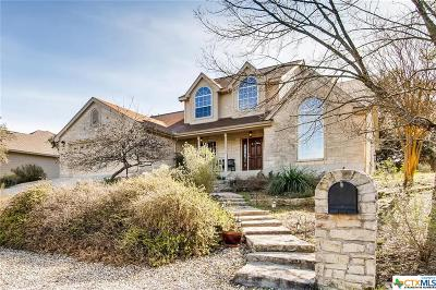 Wimberley TX Single Family Home For Sale: $340,000