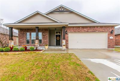 Temple Single Family Home For Sale: 513 Dandridge Drive