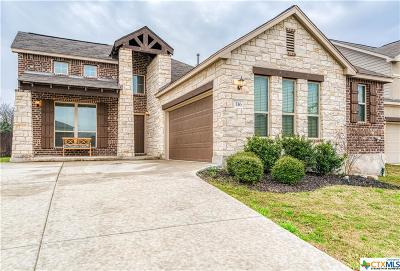 Comal County Single Family Home For Sale: 316 Green Heron