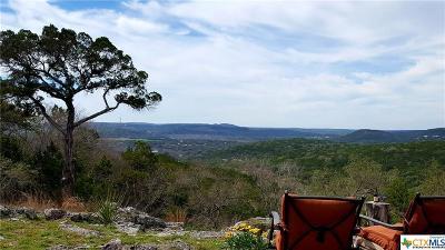 Canyon Lake Single Family Home For Sale: 746 Vista Ridge