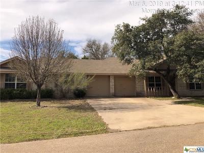 Belton TX Single Family Home For Sale: $179,000