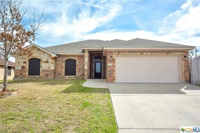 Temple TX Single Family Home For Sale: $234,900