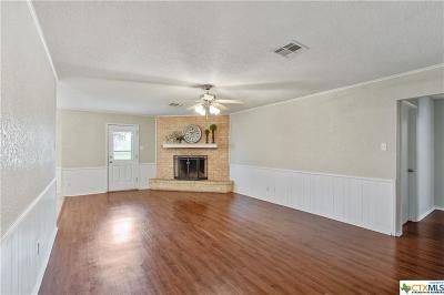 Temple Single Family Home For Sale: 502 S Pea Ridge