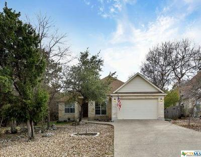 Wimberley TX Single Family Home For Sale: $284,975