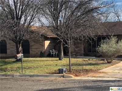 Lampasas Single Family Home For Sale: 603 S Willis