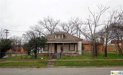 temple Single Family Home For Sale: 718 S Martin Luther King Jr Boulevard