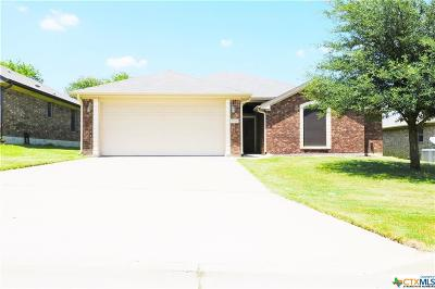 Temple Single Family Home For Sale: 5016 Duke