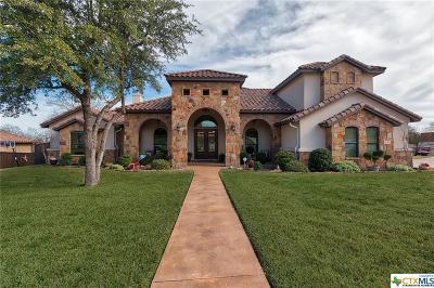 Nolanville Single Family Home For Sale: 1517 Harvest Drive