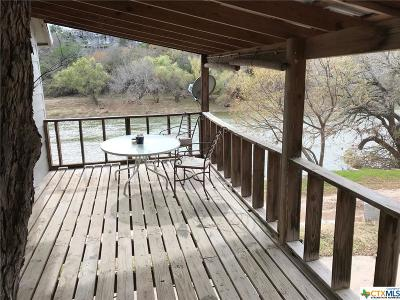 Lampasas Single Family Home For Sale: 1992 N River