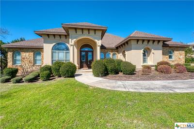 New Braunfels TX Single Family Home For Sale: $645,000