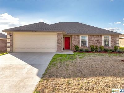 Nolanville Single Family Home For Sale: 205 Dober Street