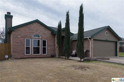 Killeen Single Family Home For Sale: 4802 Frontier Trail